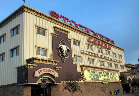 Stockmen's hotel & casino elko nv