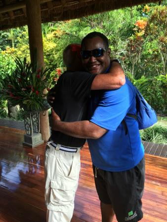 Namale Resort & Spa: team hug
