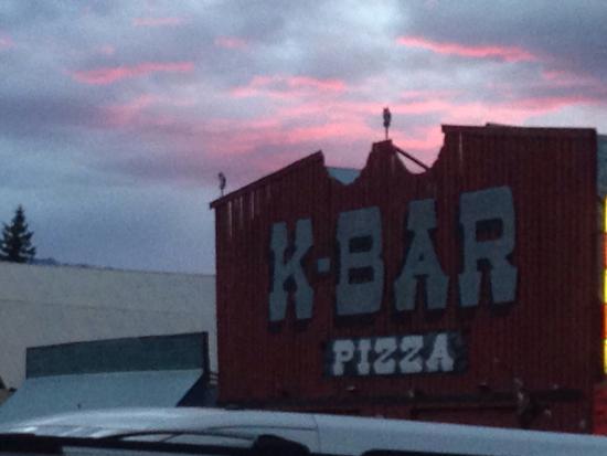 KBar Pizza