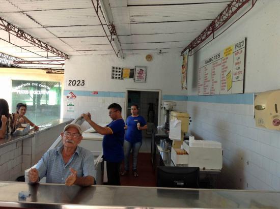 Sorveteria Juarez : Ice creme shop