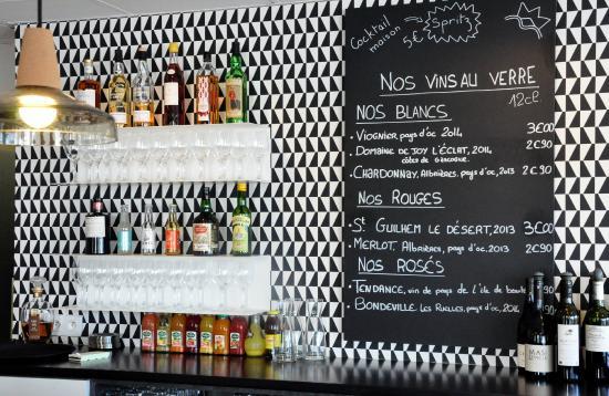 Plobannalec-Lesconil, Fransa: Bar de l'Hôtel du port Lesconil