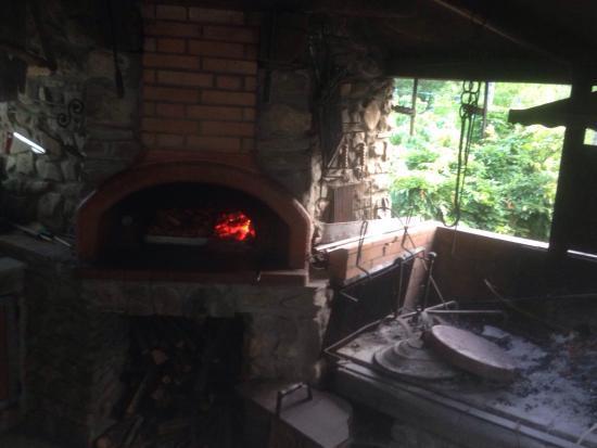 Pozzo di Mulazzo, Włochy: Agriturismo Saudon