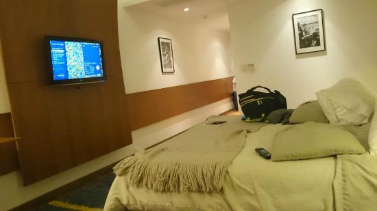 Hotel Boca by Design Suites: Muy cómoda .