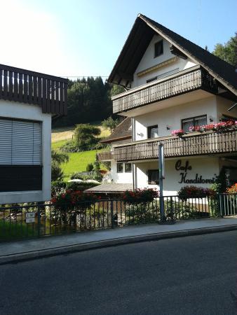 Hotel Hirschen: the hotel