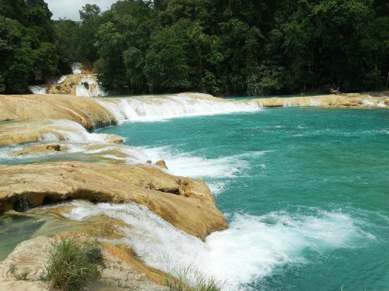 Sincronizacion natural perfecta picture of cascadas de for Cascadas de agua