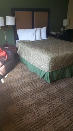 Extended Stay America - Hartford - Meriden: 1 queen bed