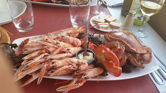 La Godille: Seafood