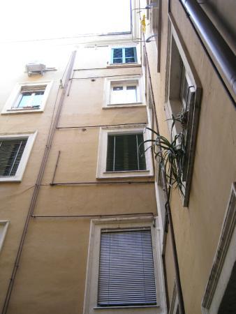Antiqua Roma: Вид из номера