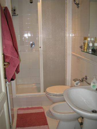 Antiqua Roma: Ванная комната