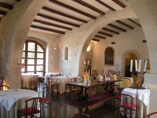 Eremo della Giubiliana : Dining room