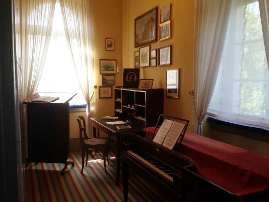 Mendelssohn Haus Picture of Mendelssohn Haus Leipzig