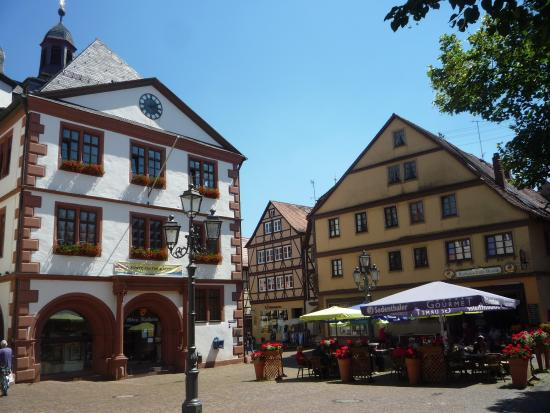 Lohr am Main, Jerman: Old Town Hall
