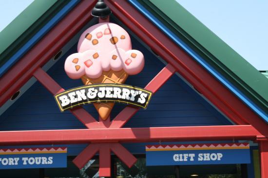 Waterbury, VT: Ben and Jerry's
