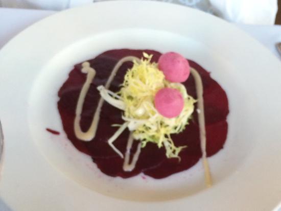 Vincent - A Restaurant: Beets