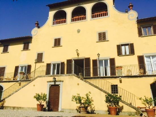 B&B Villa Le Farnete: Un posto d'altri tempi..