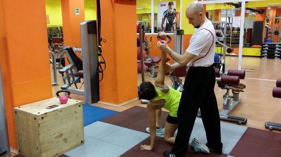 Gymnasium Health Club