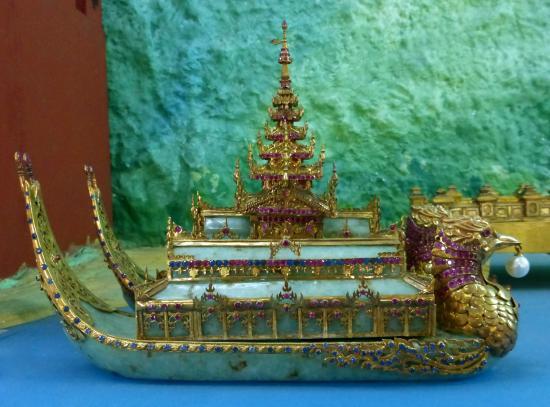 Myanmar Gems Museum