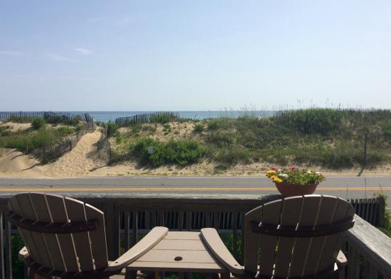 Beach Haven : View from deck