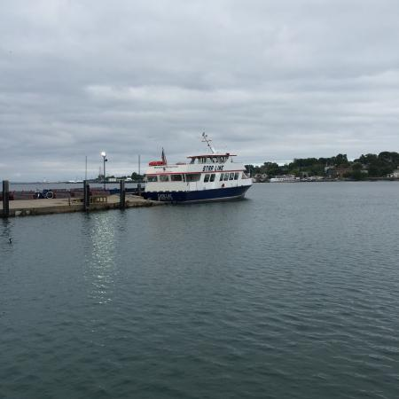Ferry From St Ignace To Mackinac Island Fast