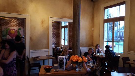 SukhoThai: Bar Dining Room at the new  Marigny location