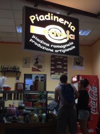 Piadineria La Caveja