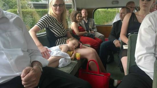 """Hotel """"Stadt Radebeul"""": Eine Fahrt im"""