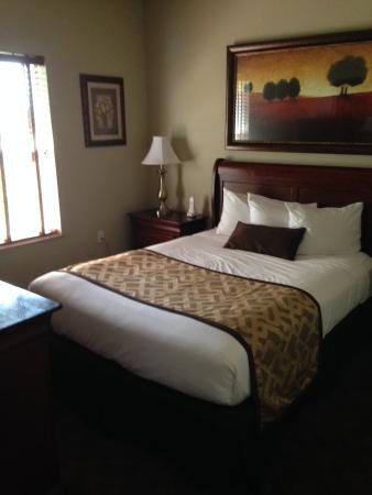Stratford Suites : room