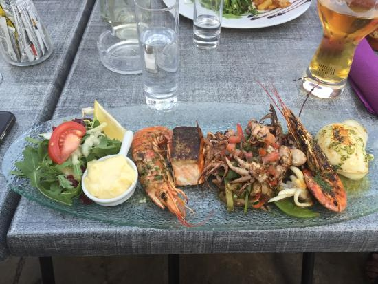 Superbe resto entre amis picture of le lust restaurant for Lunch entre amis