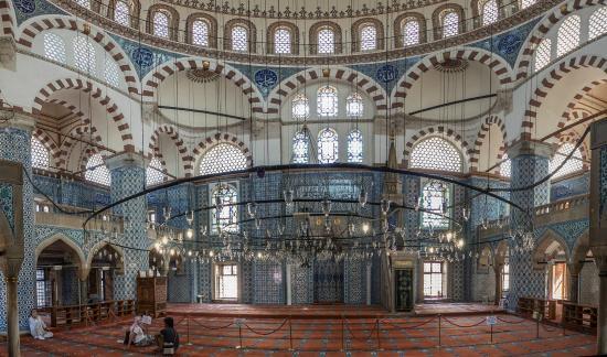 pano de Rüstem Paşa - Picture of Rustem Pasha Mosque, Istanbul - TripAdvisor