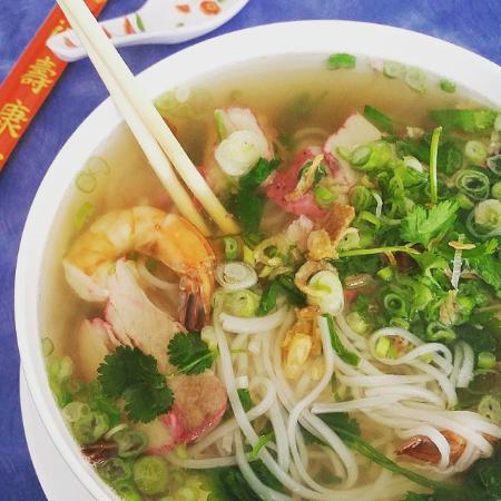 Saigon Village: Shrimp & Pork Pho