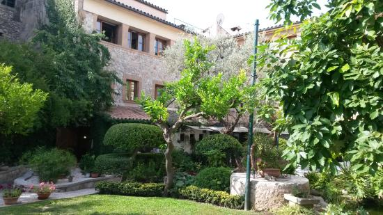 Hotel Son Sant Jordi: Son Sant Jordi Innenbereich1