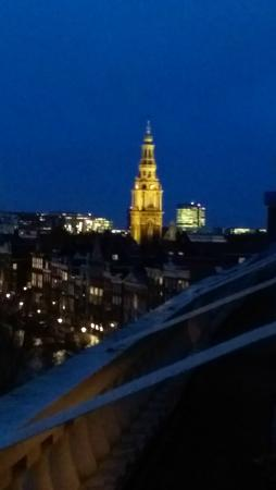 NH Collection Amsterdam Doelen: View - Night