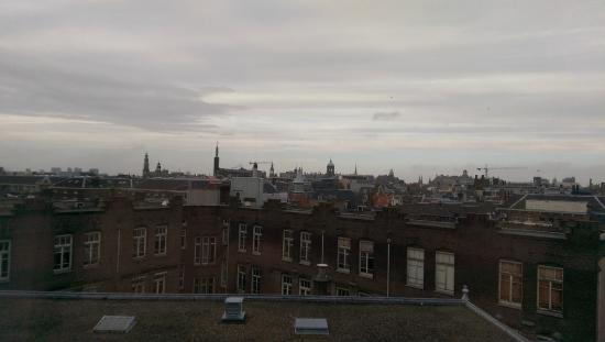NH Collection Amsterdam Doelen: View - Day