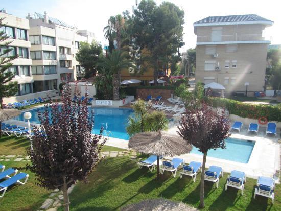 Vilanova i la Geltrú, España: Pool Area