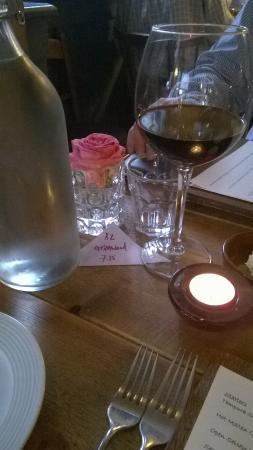 West Ashling, UK: Restaurant