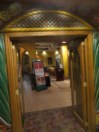 Azteca Restaurant at the Rosarito Beach Hotel: Rosarito Beach Hotel