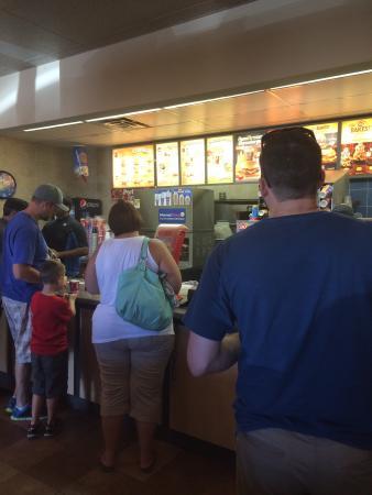 Fast Food Restaurants In Drumheller