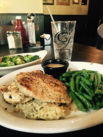 Gordonville Grill: Sesame Ginger Chicken