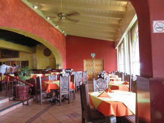 Azteca Restaurant At The Rosarito Beach Hotel