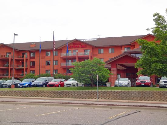 Hilton Garden Inn Wisconsin Dells: Hilton Garden Inn (Outside)