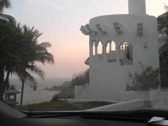 Villas Coral : atardecer