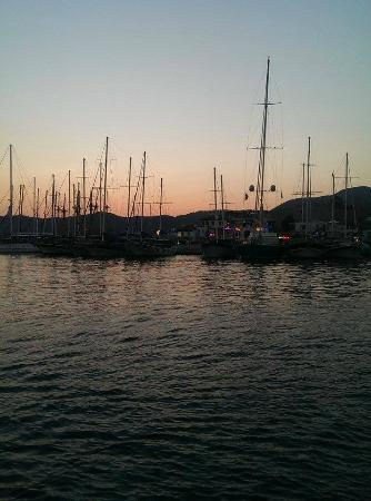 Moonlight Dinner Cruise Marmaris