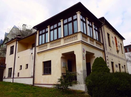 Vila Dominika Skuteckeho