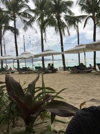White Beach de Boracay : وايت بيتش بوركاي