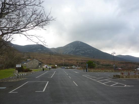 Croagh Patrick From The Car Park