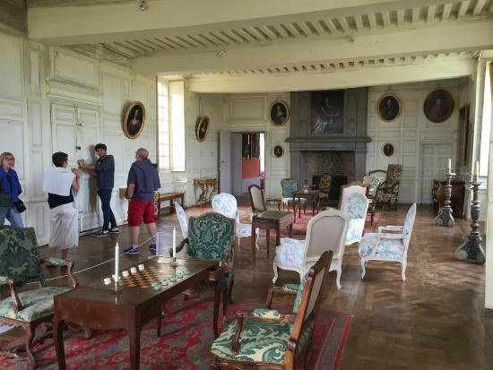 Le grand salon photo de chateau of carrouges carrouges for Le salon chatou
