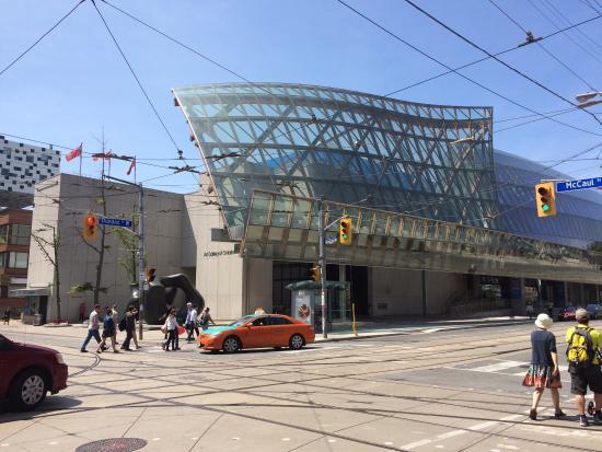 Galería De Arte De Ontario En Toronto: The AGO, Art Gallery Of Ontario