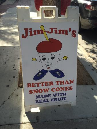 Jim-Jim's Water Ice
