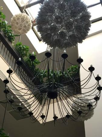 Hotel Residence Agnes: Lobby