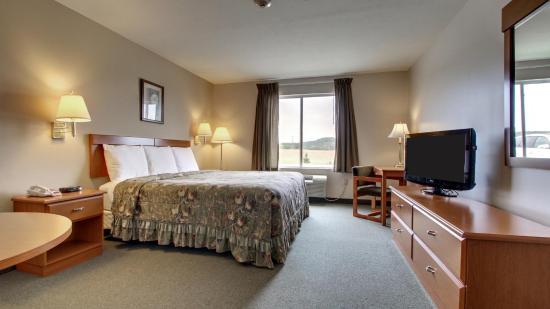 Key West Inn: King Room 400²'